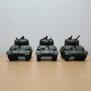 Painted Vehicles Archives - War Game Miniatures